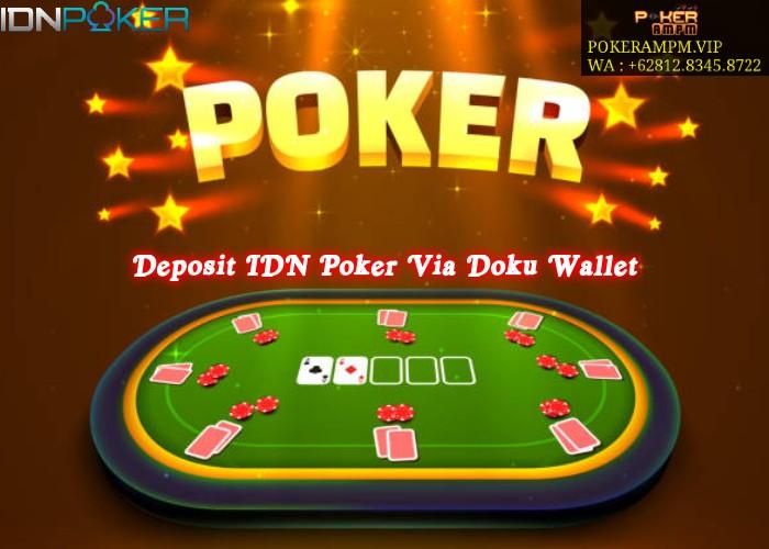 Deposit IDN Poker Via Doku Wallet